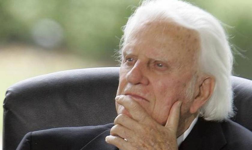Aos 97 anos, o pastor Billy Graham é um dos maiores evangelistas dos últimos tempos ainda vivo. (Foto: Associação Evangelística Billy Graham)