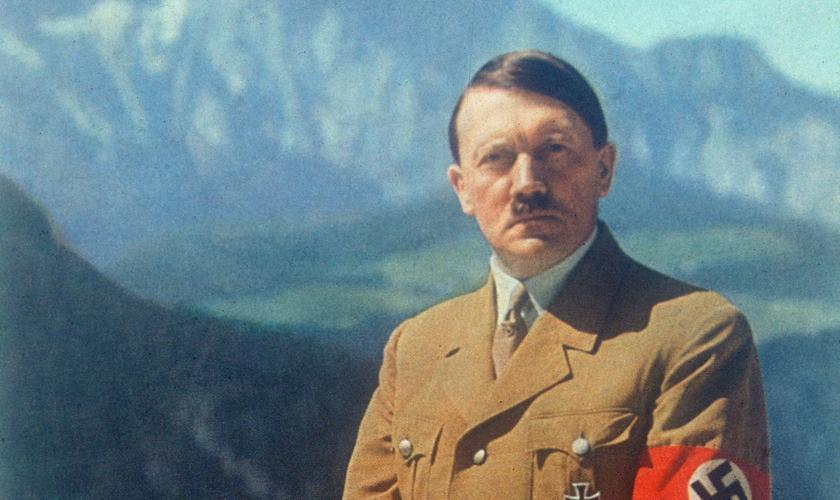 Hitler comparou seu momento de politização com a ressurreição de Jesus. (Foto: Roger Viollet/Getty Images)