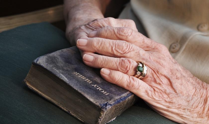 Sophia Simko conta que a chave para uma vida longa está na fé. (Foto: Reprodução)