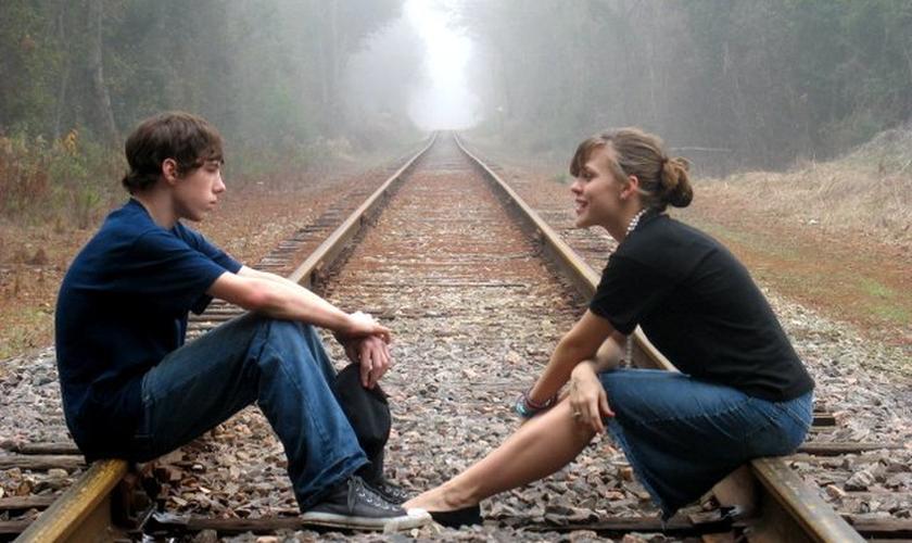 Conversa. (Foto: SXC)