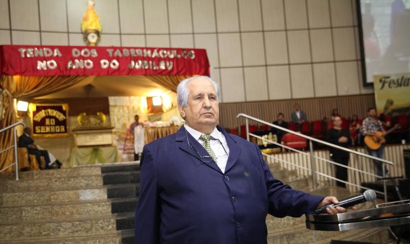 O apóstolo Doriel de Oliveira é presidente e fundador da Igreja Casa da Bênção. (Foto: Reprodução/Facebook)