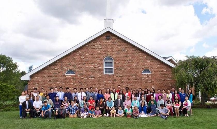 As conversões dos estudantes ao cristianismo são resultados das ações de ministérios cristãos (Foto: Facebook/Agape Chinese Evangelical Church)