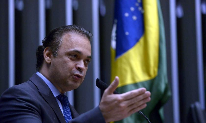 Roberto de Lucena. (Foto: Leonardo Prado - Assessoria de Imprensa )