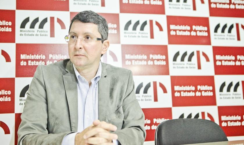 O pedido foi feito pelo promotor Fernando Krebs, do Ministério Público de Goiás. (Foto: Reprodução)