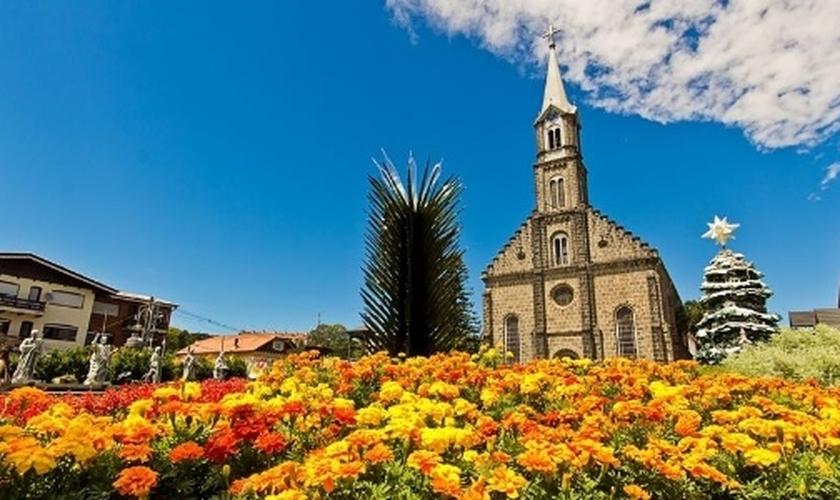 Gramado, no Rio Grande do Sul, aparece no topo da lista do TripAdvisor. (Foto: Divulgação)