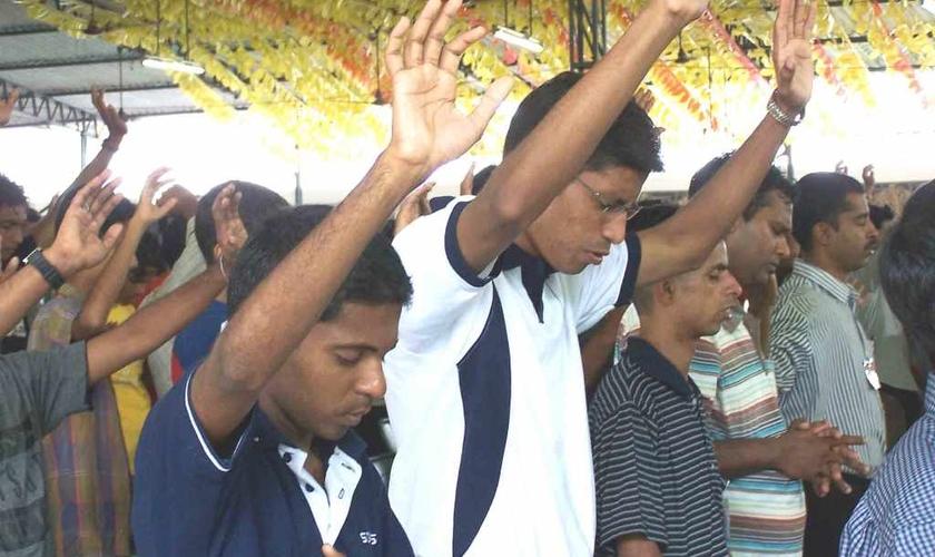 A Índia figura o 17º lugar na lista de Classificação de países por perseguição religiosa. (Foto: Reprodução).