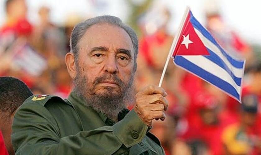 Fidel Castro faleceu no dia 25 de novembro, aos 90 anos. (Foto: Reprodução)