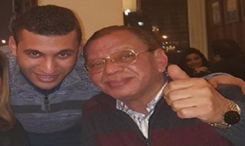 O ataque ocorreu em menos de um mês depois de um dos ataques mais mortíferos contra os cristãos no Egito. (Foto: Reprodução).