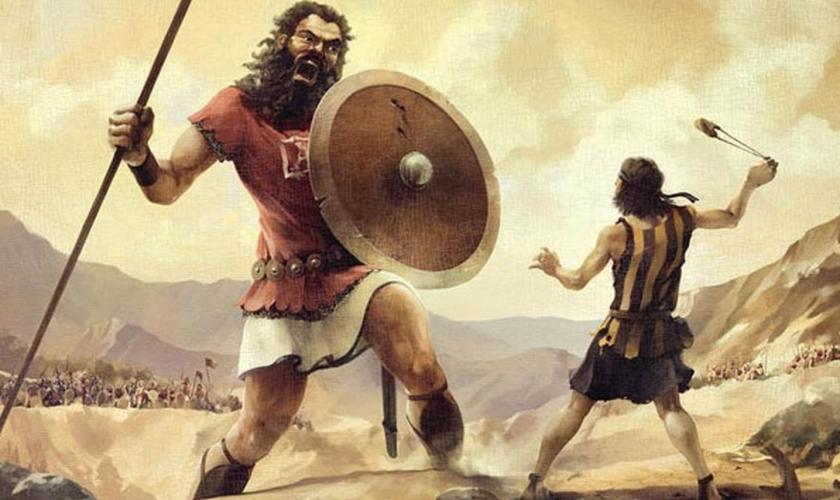 Deus tem as melhores formas de vencer as investidas do inimigo. (Foto: Reprodução).