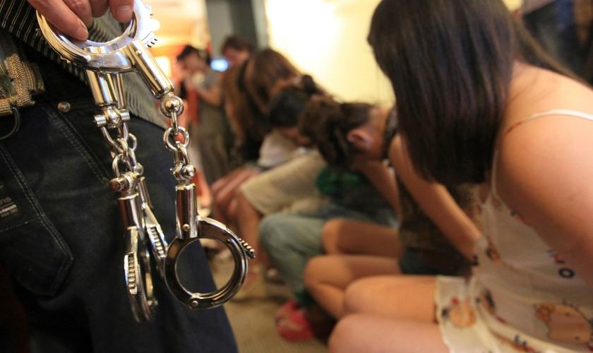 Cerca de 150 a 200 mulheres vítimas do tráfico sexual são ajudadas pela missão Portas Abertas. (Foto: The Daily Beast)