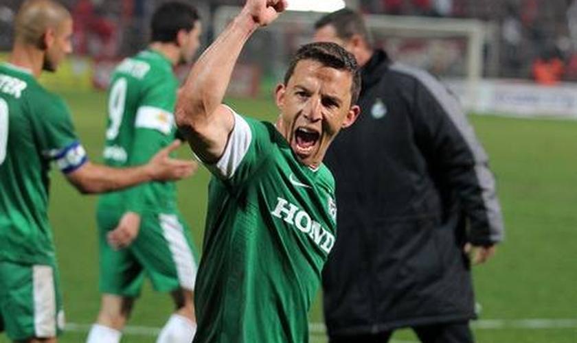 Gustavo Boccoli foi considerado o melhor jogador de sua temporada em Israel. (Foto: Reprodução/Facebook)