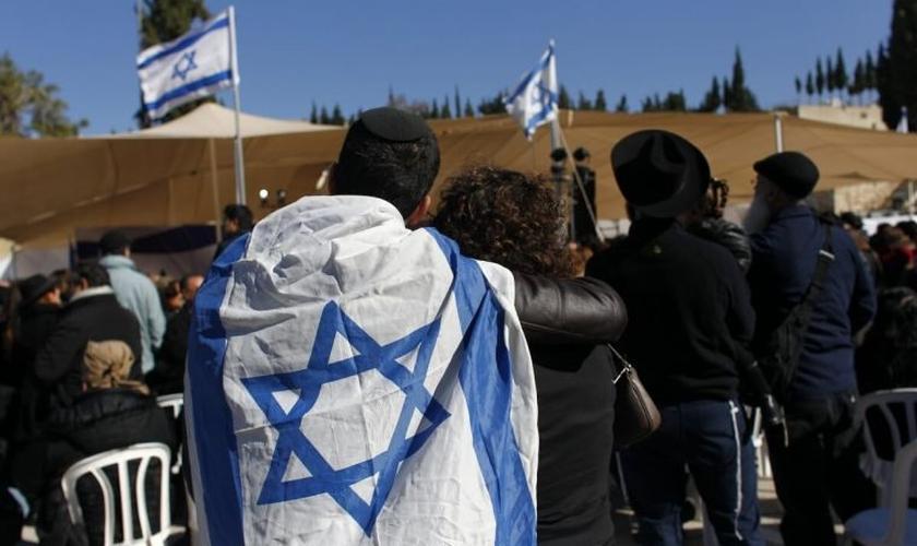 A comunidade judaica na França é considerada a maior da Europa, com cerca de 500 mil habitantes. (Foto: AFP).