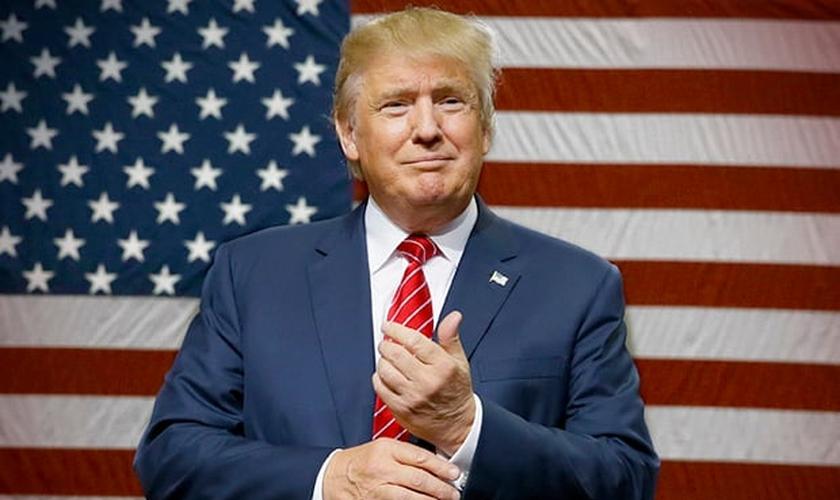 """Bruxas farão feitiço em massa para """"amarrar"""" o presidente dos EUA. (Foto: Reprodução)"""