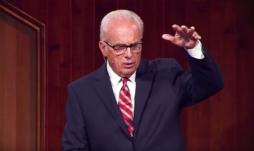 John MacArthur. (Foto: Church Leaders)