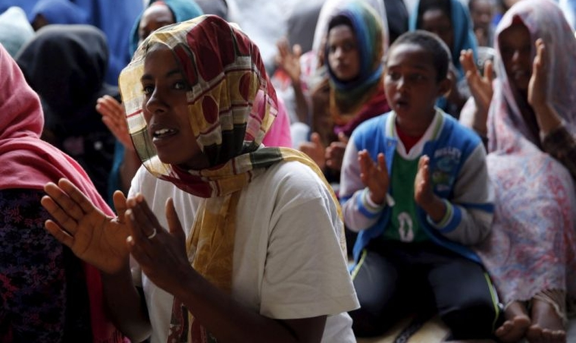 A Eritréia é classificada como 10º pior país para um cristão viver, de acordo com a lista de perseguição do Ministério Portas Abertas. (Foto: Reuters).