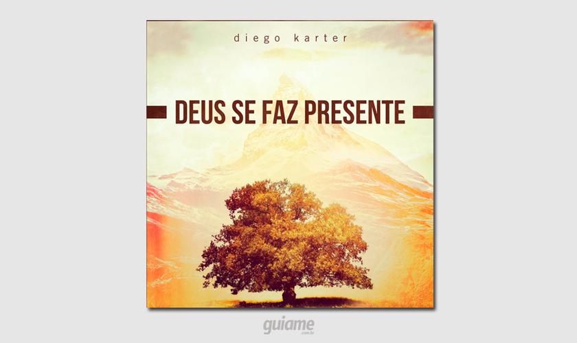 """Além da faixa-título, outros destaques do repertório ficam com as canções """"Teu Amor"""" e """"Vivo pra Deus"""". (Foto: Divulgação)."""