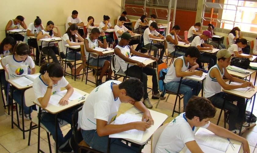 A expectativa do MEC é que a Base Nacional Comum Curricular chegue às salas de aula efetivamente a partir de 2019. (Foto: Reprodução).