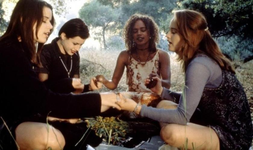 A Wicca continua a ser eficaz no fato de ter novos membros. (Foto: Reprodução).