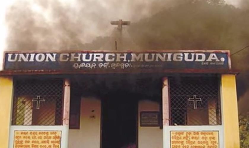 Os ataques são descritos como vandalismo nas igrejas, agressões físicas e torturas. (Foto: Reprodução).