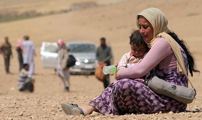 Os advogados que defendem cristãos perseguidos também precisam de orações. (Foto: Reuters).
