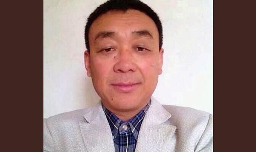 """Zhang foi sentenciado no verão de 2014 por """"reunir uma multidão para perturbar a ordem pública"""". (Foto: Reprodução)."""