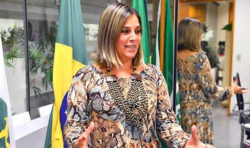 Marisa Lobo, psicóloga cristã.