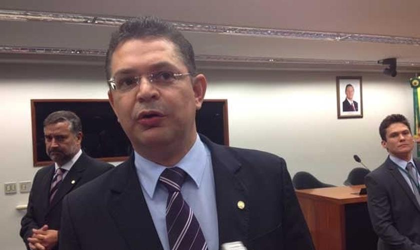 Sóstenes Cavalcante é deputado federal (PSD-RJ) e pastor da Assembleia de Deus em Jacarepaguá (RJ)