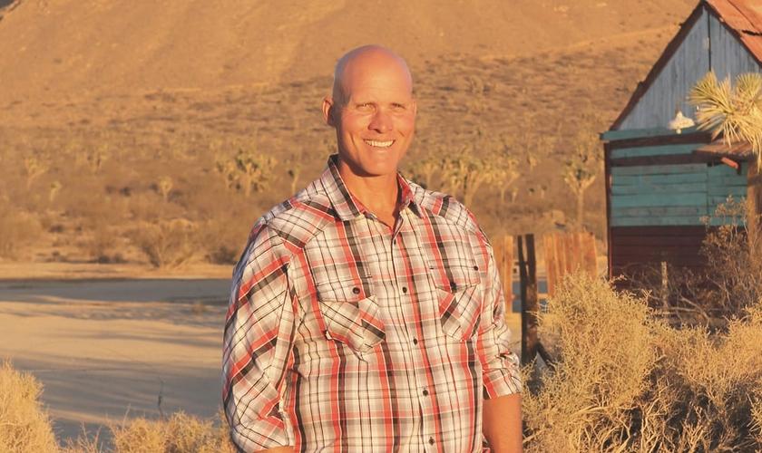 Pastor Shane Idleman, da Westside Christian Fellowship, na Califórnia.