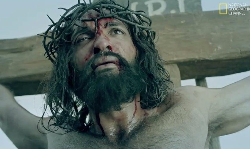 """A série """"Quem Matou Jesus"""" conta com um dos elencos mais diversificados etnicamente, já reunido em uma única produção de TV. Exemplo disto é o libanês Haaz Sleiman, que fará o papel de Jesus Cristo nesta história."""