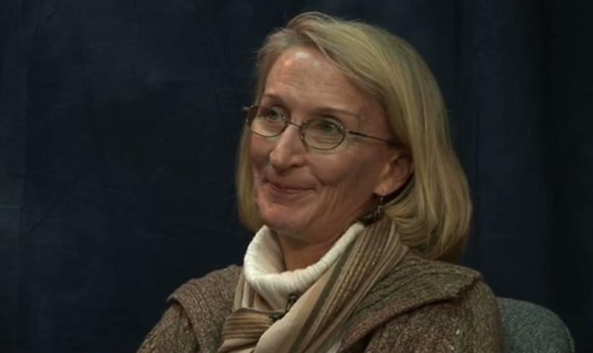 Pastora Phyllis Sorttor tem 71 anos e atua como missionária na Nigéria, pela Igreja Metodista Livre (EUA)
