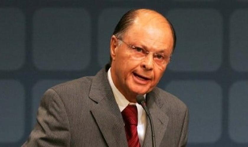Edir Macedo é líder e fundador da Igreja Universal do Reino de Deus.