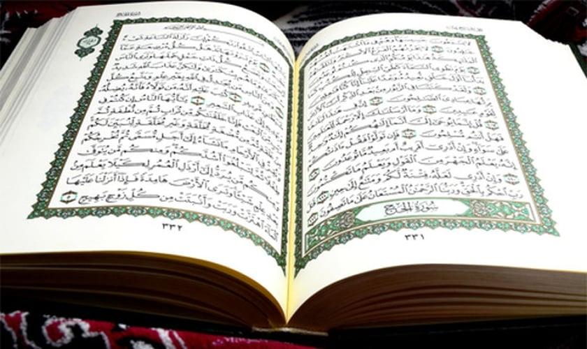 Alcorão, o livro sagrado dos muçulmanos. (Reprodução/ História do Mundo)