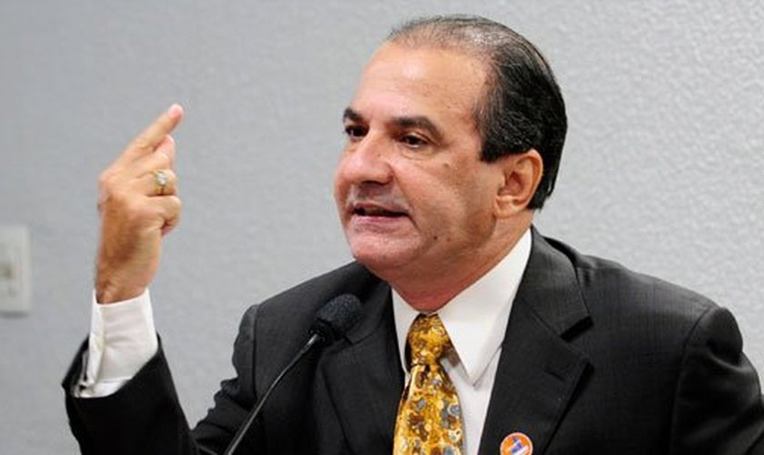 Silas Malafaia é pastor, televangelista e presidente do Conselho de Pastores do Brasil.