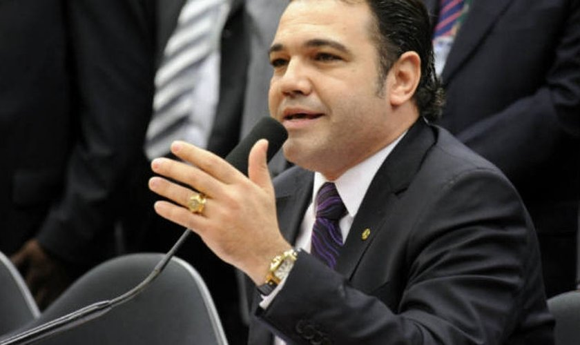 Pastor e deputado federal Marco Feliciano (PSC-SP).