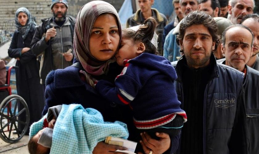 Os terroristas estão pedindo 100 mil dólares pela libertação de cada cristão sequestrado.