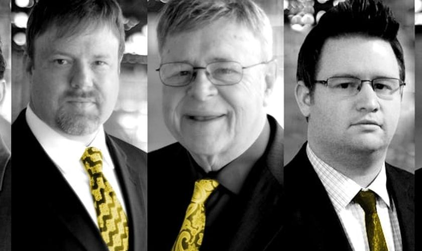 Gold City é um dos grupos de destaque entre os quartetos e quintetos vocais internacionais e foi fundado em 1980.