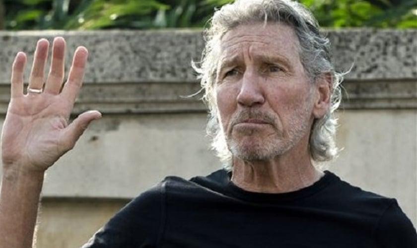 Roger Waters foi baixista da lendária banda de rock Pink Floyd e atualmente é um dos ativistas do movimento de boicote a Israel, para pressionar a 'desocupação de territórios palestinos'