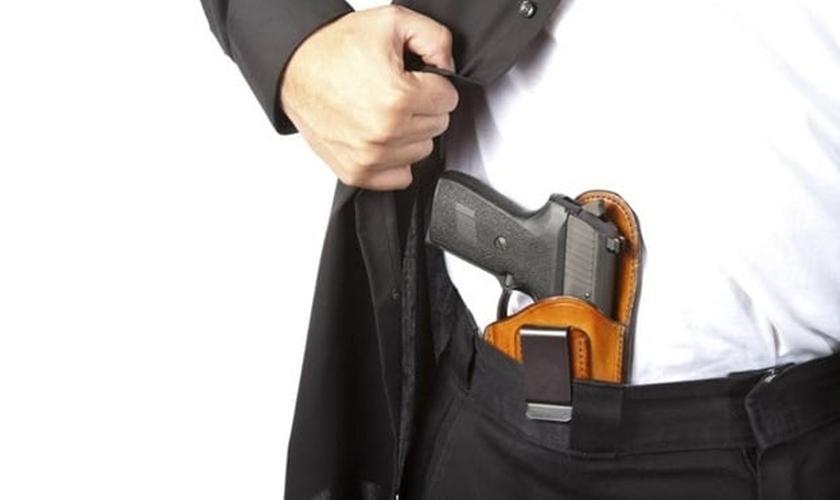 Segurança armado