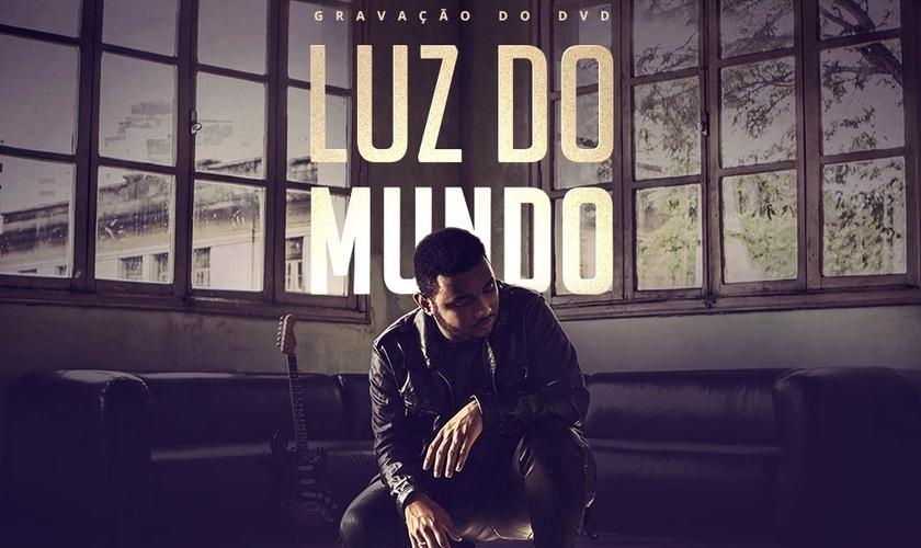"""Gravação do DVD """"Luz do Mundo"""" - Eli Soares"""