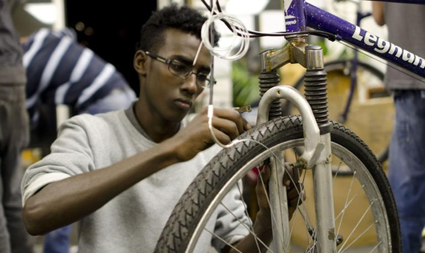 Bike Project _ refugiados