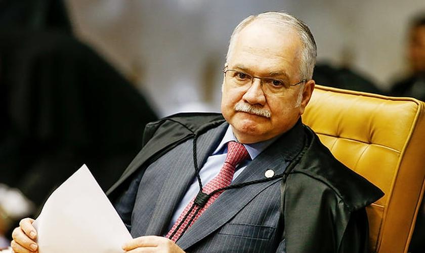 O processo de impeachment foi suspenso pelo ministro do Supremo Tribunal Federa (STF) Luiz Edson Fachin. (Foto: Pedro Ladeira/Folhapress)