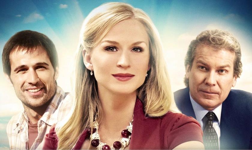 O filme retrata a vida de uma executiva jovem e talentosa que deixa de lado a família e amigos por conta dos negócios. (Foto: Divulgação)