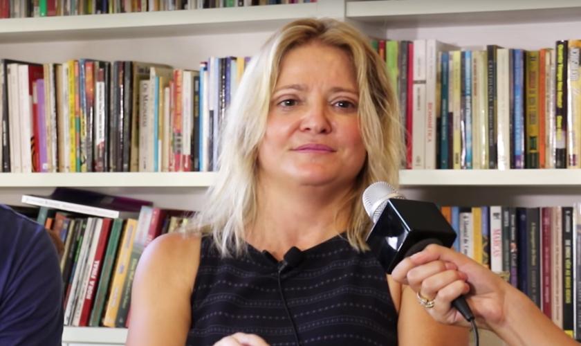 Stacey Campbell liberou uma profecia sobre o Brasil em 2014, durante o 20º aniversário da igreja Catch the Fire em Toronto, no Canadá. (Foto: Reprodução/Youtube/Guiame Notícias)