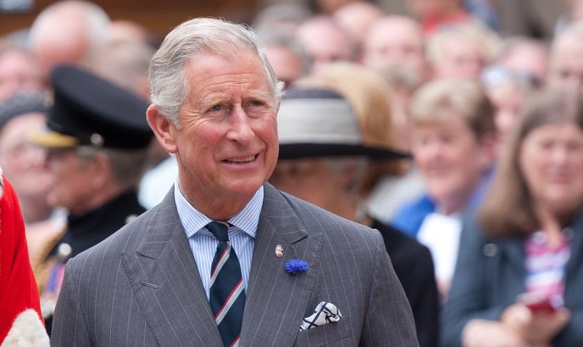 Príncipe Charles fez doações generosas às organizações missionárias. (Foto: Wikimedia Commons)