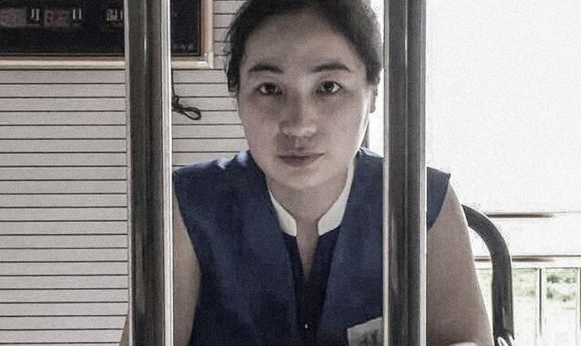 Imagem ilustrativa. Cheng Jie foi presa por dirigir um jardim de infância dentro de uma igreja. (Foto: The Voice of the Martyrs/USA)