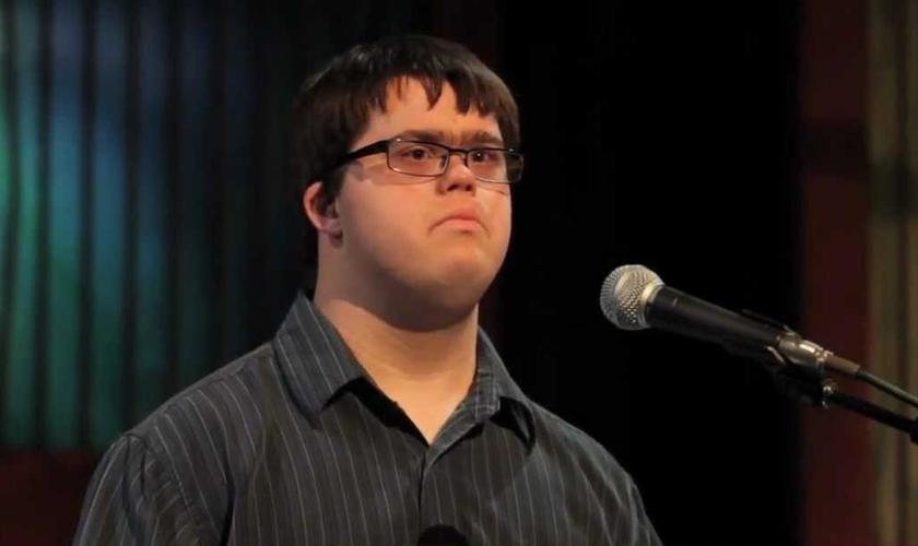 Ryan Pittman superou as limitações da síndrome de Down para fazer missões no Peru. (Foto: Reprodução)