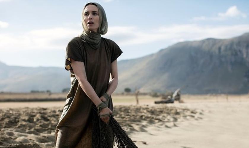Imagens do filme Maria Madalena, que teve estreia em março nos cinemas do Brasil. (Foto: Divulgação)