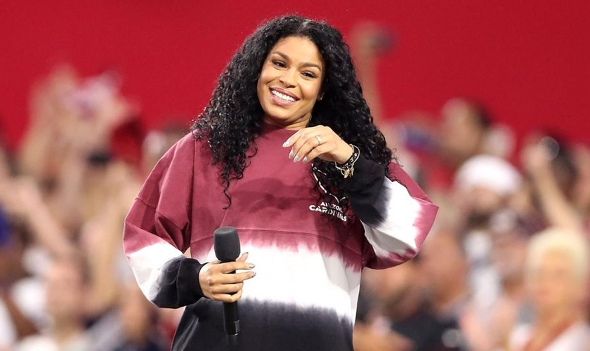 "A cantora Jordin Sparks ficou famosa pelos hits ""No Air"" e ""One Step At A Time"". (Foto: Getty Images)"