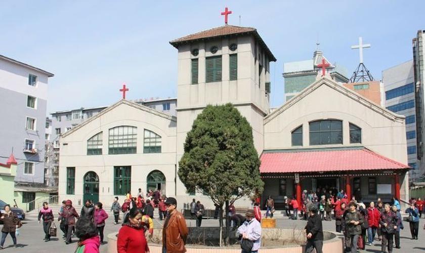 China tem perseguido igrejas que não estão ligadas ao Partido Comunista. (Foto: Portas Abertas)