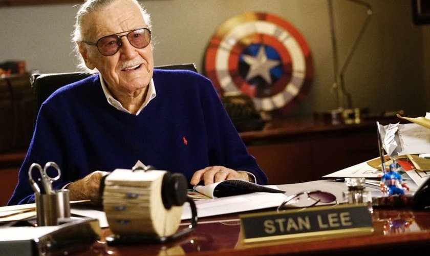 Stan Lee, roteirista e editor da Marvel Comics, morreu aos 95 anos. (Foto: Richard Cartwright/Getty Images)